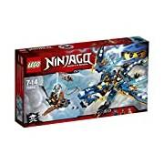 LEGO 70602 Jay's Elemental Dragon Action Figure - Multi-Coloured