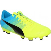 Puma evoPOWER 4.3 FG Running Shoes(Yellow)