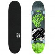 CARTEL Skateboard 7.8 Shatter Fluro Green
