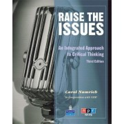 Raise the Issues by Carol Numrich