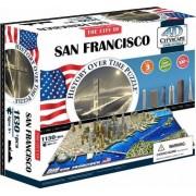 Puzzle 4D Cityscape San Francisco