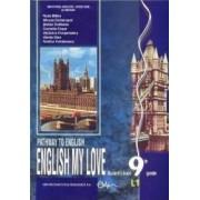 Engleza cls 9 L1 manual English my love ed.2015 - Rada Balan Miruna Carianopol Stefan Colibaba