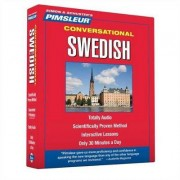 Conversational Swedish by Pimsleur