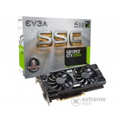 Placa video EVGA nVidia GTX 1050 Ti 4GB DDR5 Gaming Superclocked ACX 3.0 - 04G-P4-6255-KR