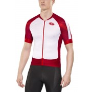 Castelli Climber's 2.0 - Maillot manches courtes Homme - rouge/blanc XL Maillots manches courtes sport