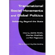 Transnational Social Movements and Global Politics by Jackie Smith