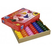 Lefranc & Bourgeois - Pack 42 Baby Crayons (6 Couleurs X7)