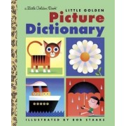 Little Golden Picture Dictionary by Golden Books