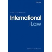 Basic Documents in International Law by Ian Brownlie