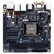 Placa de baza GA-H170N-WIFI, H170, DualDDR4-2133, SATA3, SATAe, 2xHDMI, DVI, mITX