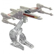 Hot Wheels Star Wars Starship X-Wing Fighter Red 3