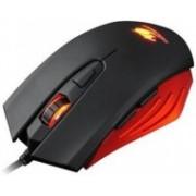 Mouse Gamer Cougar Óptico 200M, Alámbrico, USB, 2000DPI, Negro/Naranja