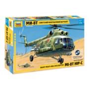 MIL Mi-8T helicopter makett Zvezda 7230