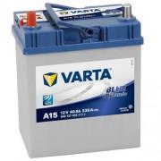 Varta Blue Dinamic 12V 40Ah 330A Asia autó akkumulátor bal+