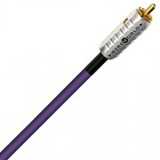 WIREWORLD Ultraviolet Coaxial Digital Audio Cable - 75 ohm - 0.5M
