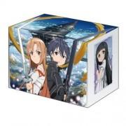 Sword Art Online SAO AZUNA KIRITO Deck Holder Card Box MTG YuGiOh Vanguard Bushiroad Vol.137