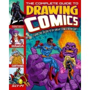 The Complete Guide to Drawing Comics by Arcturus Publishing