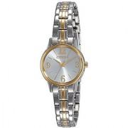 Citizen Quartz Grey Round Women Watch EX0294-58H