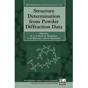 Structure Determination from Powder Diffraction Data by W.I.F. David