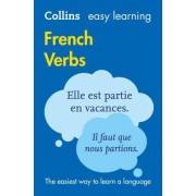 Easy Learning French Verbs by Collins Dictionaries