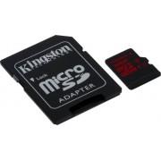 SDCA3/32GB 32GB Micro SDHC UHS-I speed class 3 (U3) 90R/80W