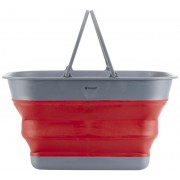 Outwell Collaps Crater with Handle red Shopping Taschen