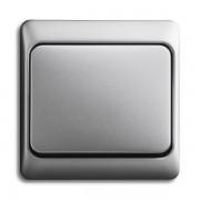 ALPHA EXCLUSIVE titanium SCHAKELAAR Compleet BUSCH & JAEGER