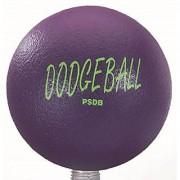 Martin Sports Perma-Skin Foam Dodgeball 6.3 Diameter - Purple