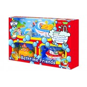 Wow Toys 80022 - Bathtime Friends