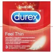 Durex Prezervative Feel Thin 3 bucati