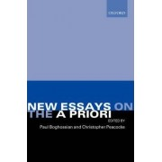 New Essays on the a Priori by Professor of Philosophy Paul Boghossian
