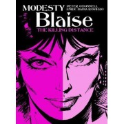 Modesty Blaise - the Killing Distance by Peter O'Donnell