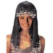 Parrucca Naomi con Treccine e Perline