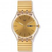 Reloj Swatch SUOK702B-Dorado