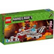 LEGO MINECRAFT - CALEA FERATA NETHER 21130