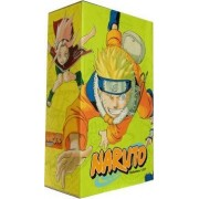 Naruto Box Set 1: Volumes 1-27 1 by Masashi Kishimoto
