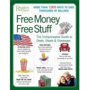 Free Money Free Stuff by Reader's Digest