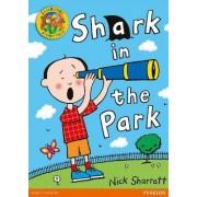 Jamboree Storytime Level A: Shark in the Park Little Book by Nick Sharratt