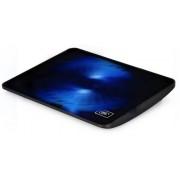 """Stand notebook DeepCool 15.6"""" - 1* fan 140mm, blue LED, 1* USB, plastic, metal, black """"WINDPAL MINI"""""""