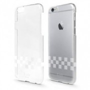 iLuv Gossamer, Clear PC case with UV coating for iPhone 6