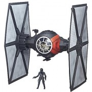 Star Wars The Black Series First Order Special Forces TIE Fighter (6 Scale)