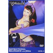 Bellydance Superstars - Les leçons de Jillina - Niveau 2 (avancé) [Alemania] [DVD]