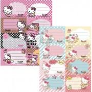 Etichete scolare Hello Kitty