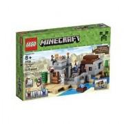 Lego Minecraft 21121 The Desert Outpost Building Kit