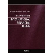 Handbook of International Financial Terms by Peter Moles