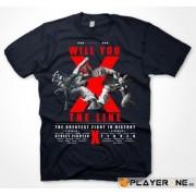STREET FIGHTER X TEKKEN - Cross the Line (XL)
