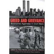 Greed and Grievance by Mats Berdal