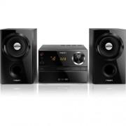 Music System, Philips, музикална микросистема, 30W, CD, MP3-CD, USB, FM (MCM1350)