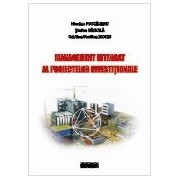 Management integrat al proiectelor investitionale.