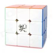 Da Yan Brain Teaser 3x3x3 cubo magico IQ - Multicolor